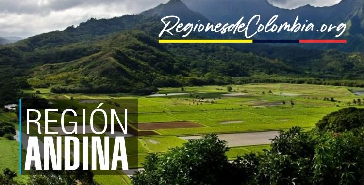 region andina de colombia