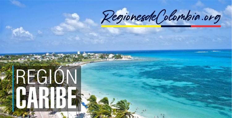 region del caribe colombiano