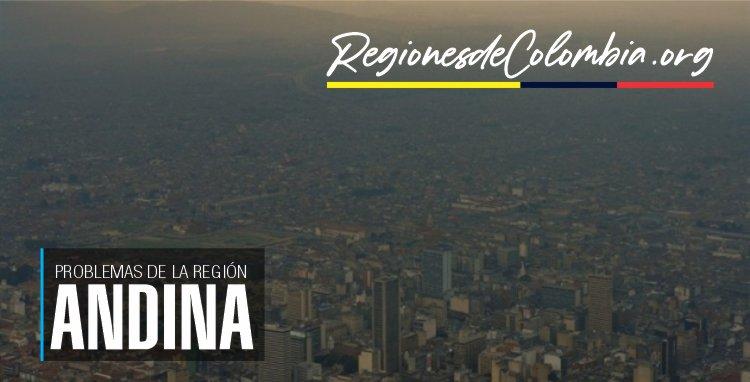 problemas sociales region andina