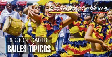 bailes tipicos del caribe colombiano
