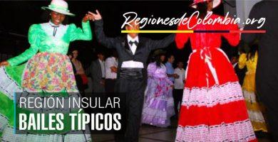 danzas tipicias de la region insular de colombia