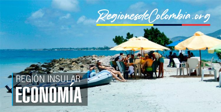 actividades economicas de la region insular de colombia