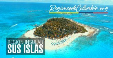 10 islas de la región insular