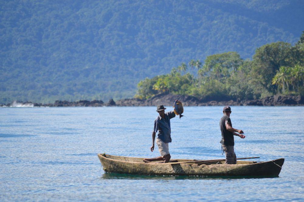pesca en la region insular de colombia