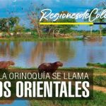 que son los llanos orientales de colombia