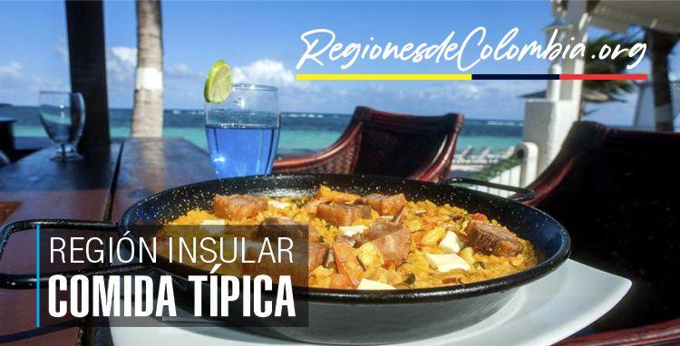 imagenes de platos tipicos de la región insular