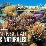 recursos naturales de la region insular